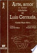 Arte, amor y otras soledades en Luis Cernuda