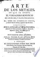 Arte de los metales