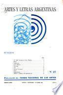 Artes y letras argentinas
