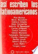 Asi Escriben Los Latinoamericanos