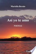 Así yo te amo