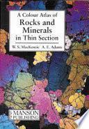 Atlas en Color Rocas y Minerales Lamina Delgada