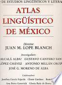 Atlas lingüístico de México
