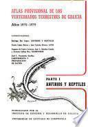Atlas provisional de los vertebrados terrestres de Galicia
