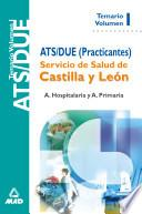 Ats/due Servicio de Salud de Castilla Y Leon. Temario Vol i Ebook
