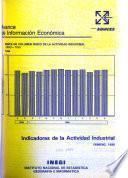 Avance de información económica