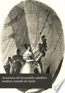 Aventuras del invencible caballero andante Amadis de Gaula, 2