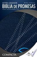 Biblia de Promesas / Compacta / Jean C. Zipper Index