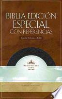Biblia Edicion Especial Con Referencias