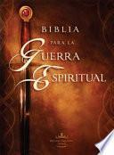 Biblia para la guerra espiritual