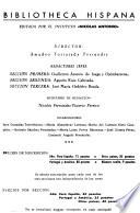Bibliotheca hispana
