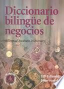 Bilingual business dictionary