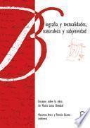 Biografía y textualidades, naturaleza y subjetividad