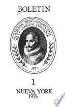 Boletín - Academia Norteamericana de la Lengua Española