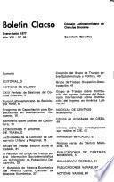 Boletín Clacso