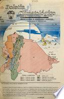 Boletín climatológico