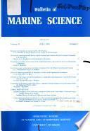 Boletin de Ciencias Marinas