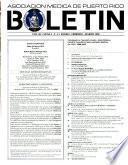 Boletin de la Asociacion Medica de Puerto Rico