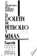 Boletín de Minas y Petroleo