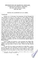 Boletín del Archivo Histórico