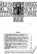 Boletín del Instituto Americano de Estudios Vascos