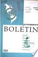 Boletín Del Instituto Interamericano Del Niño