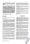 Boletín impositivo