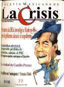Boletín mexicano de la crisis