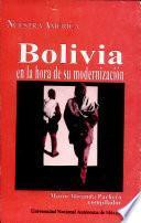 Bolivia en la hora de su modernización