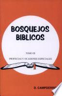 Bosquejos Biblicos