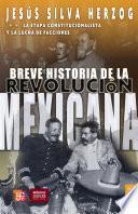 Breve historia de la Revolución mexicana, II