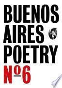 Buenos Aires Poetry N°6