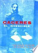 Cáceres, el invencible