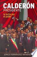 Calderón presidente