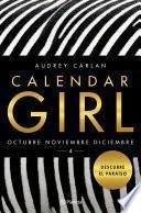 Calendar girl 4 (Edición Cono Sur)
