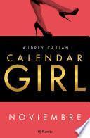 Calendar Girl. Noviembre