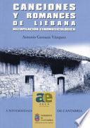Canciones y romances de Liébana