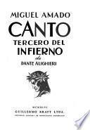 Canto tercero del Infierno de Dante Alighieri
