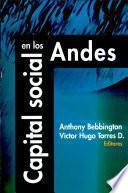 Capital social en los Andes