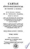 Cartas físico-matemáticas de Teodosio a Eugenio