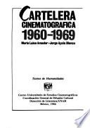 Cartelera cinematográfica, 1960-1969