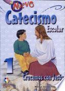 Catecismo escolar 1 con anexo