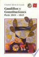 Caudillos y constituciones