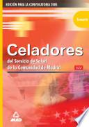 Celadores Del Servicio de Salud de la Comunidad de Madrid. Temario.e-book