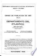 Censo de población de 1951 (mayo 9).