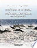Cetáceos de la Costa Pacífica de Guatemala. Parte I: Pacífico Este