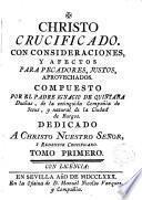 Christo crucificado
