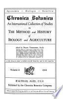 Chronica Botanica