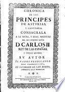 Chronica de los Principes de Asturias y Cantabria