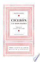 Cicerón y su drama político